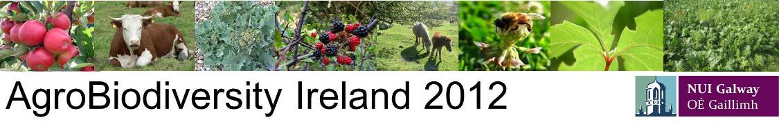 AgroBiodiversity Ireland Conference